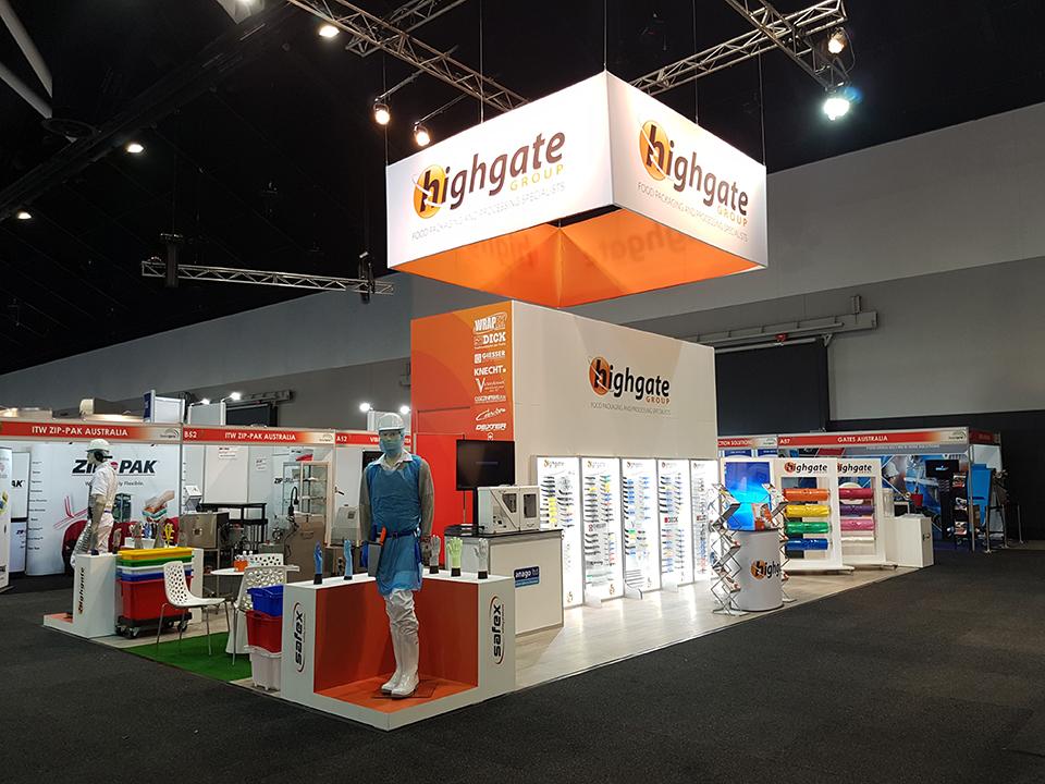 News Company News Trade Shows Highgates Stand at FoodPro 2017 Sydney