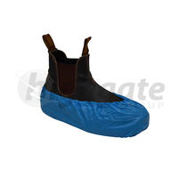 Shoe Covers (CPE) - Blue (1000/carton)