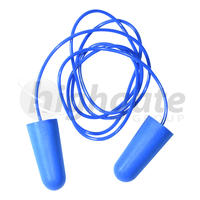 Ear Plugs - Metal Detectable - Corded (100/pack)