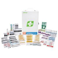 Wall Mountable First Aid Kit
