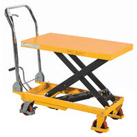 Hydraulic Lift Table, 500kg 815mm x 500mm x 880mm