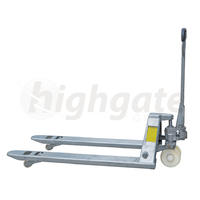Pallet Truck - 685mm wide Galvanised
