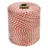 Butchers Twine, Red/White - 560m