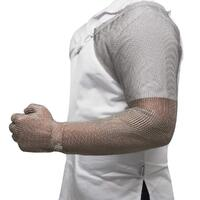 Manulatex Chain Mesh Glove, Shoulder Length