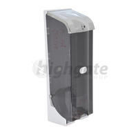 Triple Toilet Roll Dispenser - Polycarbonate Fits 3 rolls
