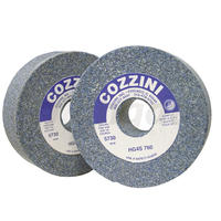 Cozzini 4 Inch Hollow Grinding Wheels - 60 grit (Pair)