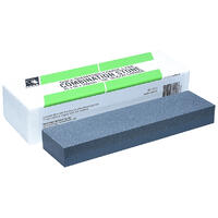 Sharpening Stone Oil Filled, Fine/Course, 200x50mm