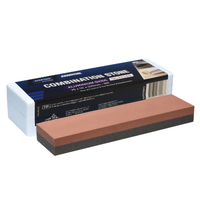 Sharpening Stone, Oil Filled, Fine/Course 200x50mm