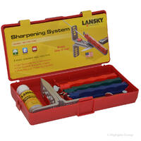 Lansky Standard Sharpening Kit (3stones)