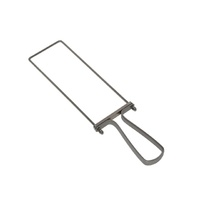 Holder, suit Large Sharpening Stones, Stainless Steel