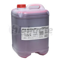 Meat Marking Ink, Allura Red, 25 Litre