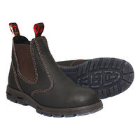 Redback Boot, Safety, Size 4 - 13