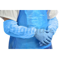 Sleeve Protectors, Flat Packed, Blue (1000/ctn)