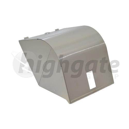 Metal Roll Towel Dispenser - Stainless