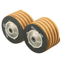 Ceramic Spiral Honing Wheels 400grit (pair)