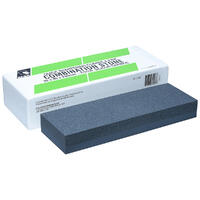Bear Sharpening Stone, Oil Filled, Fine/Coarse 230 x 75mm
