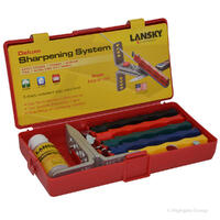 Lansky Deluxe Sharpening Kit (5 stones)