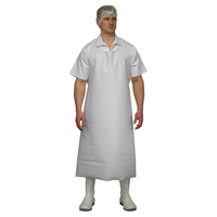 One Piece TPU Apron, 900 x 1350mm White