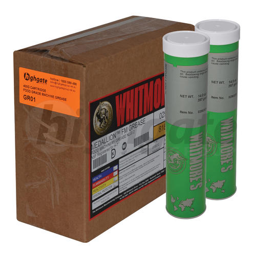 Food Grade Medallion Grease, 400gm cartridge